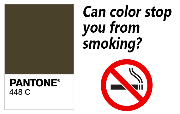 Can color stop you from smoking?