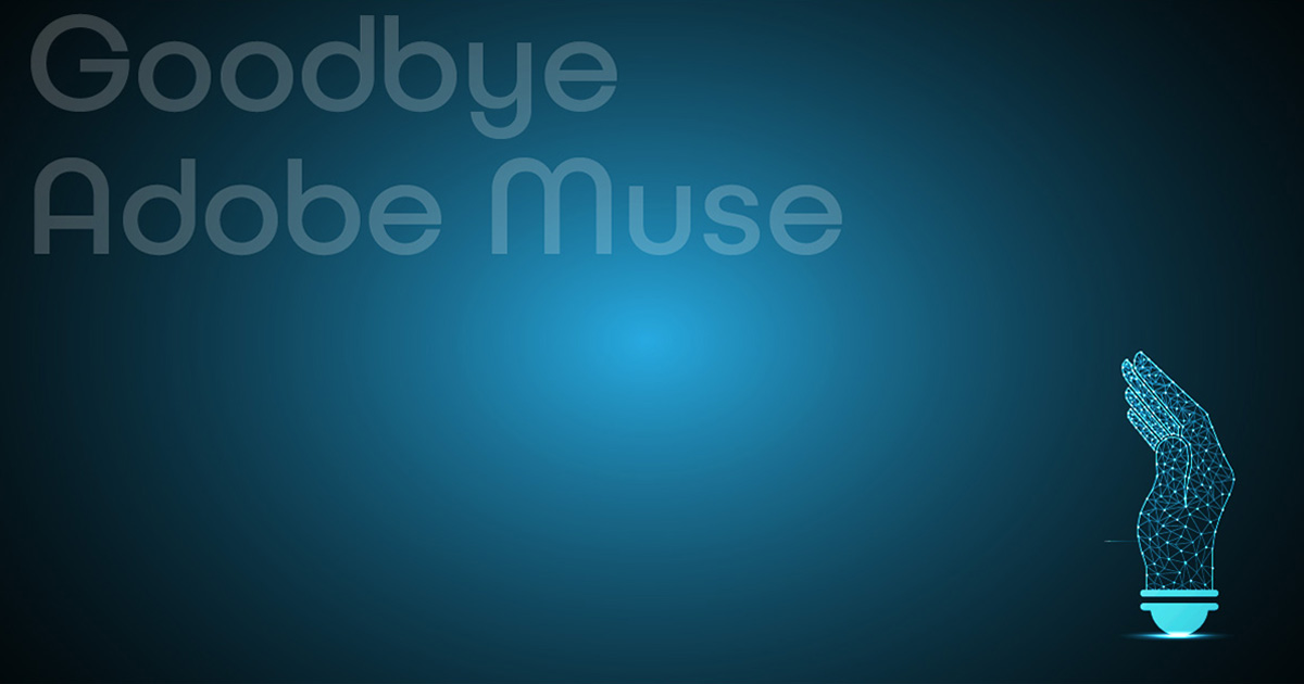 Reasons for switching from Adobe Muse