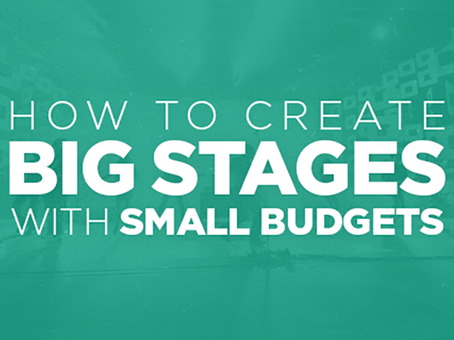 Big Ideas, Small Budgets