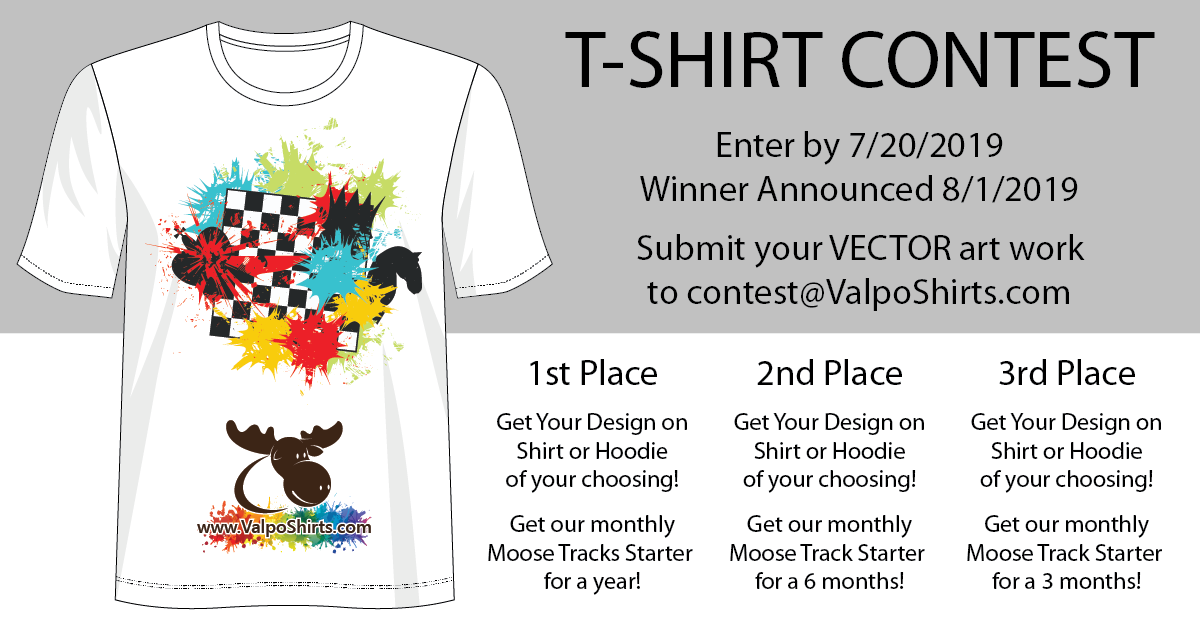 The Valpo Shirts Contest