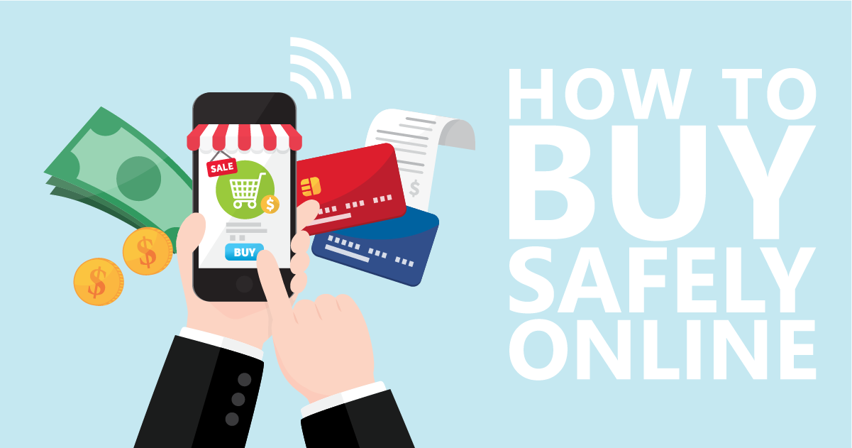 How to buy safely online