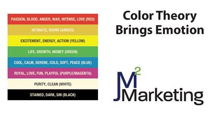 Color Theory Brings Emotion